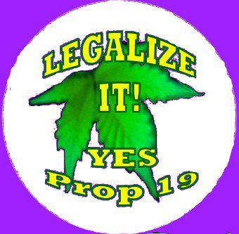 Propuesta para legalizar la marihuana en California