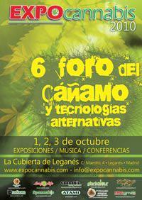 Expocannabis 2010 Madrid
