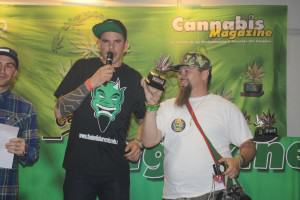 3er Premio BHO Devil Harvest con North kali