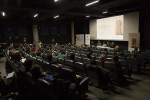 publico asistente a las conferenicas de Cannabmed