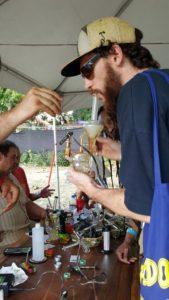 DAB al Stepping High Ganja Festival
