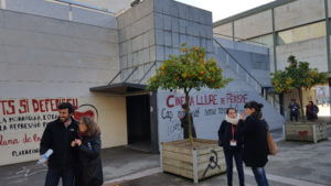 Cinema de l'UAB.