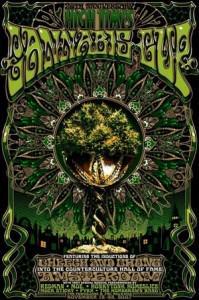 Cartel de la Cannabis Cup 2007