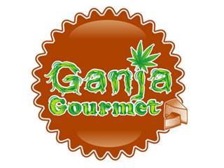 Logotipo del restaurante cannábico