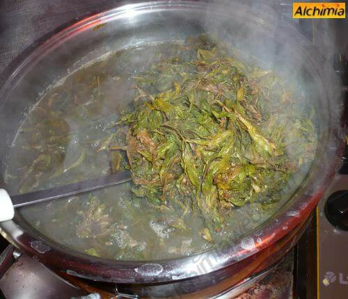 Como hacer mantequilla de marihuana