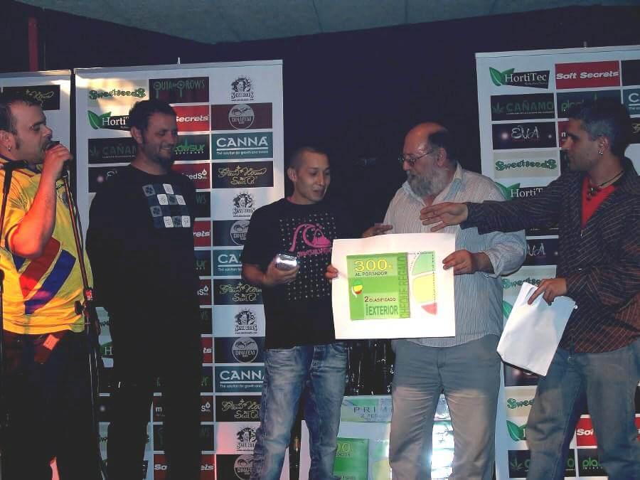 Segundo premio Exterior. Pierre (Alchimia)