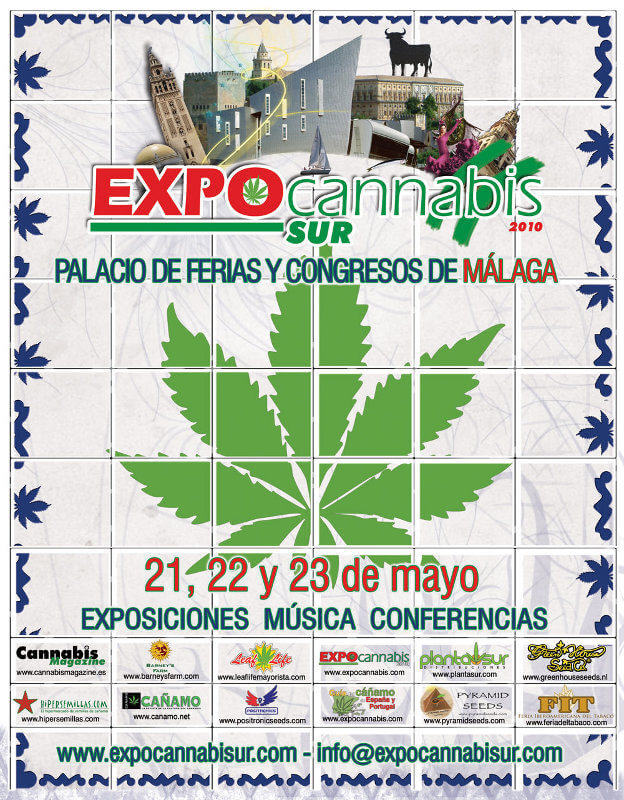 Expocannabis Sur 2010
