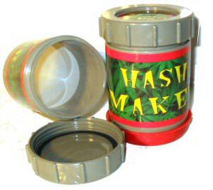 hash maker machine