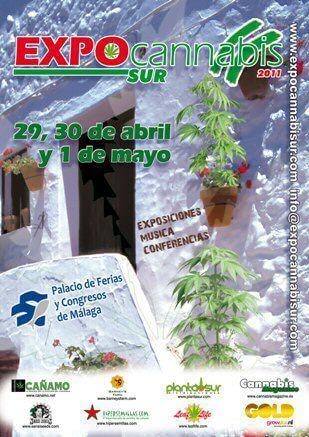 Expocannabis Sur Malaga 2011