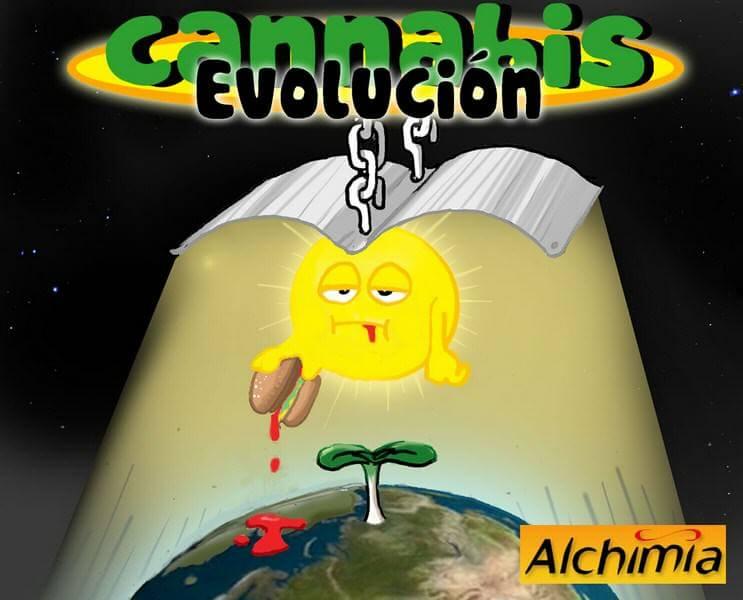 Evolución de la Marihuana...Capítulo 1