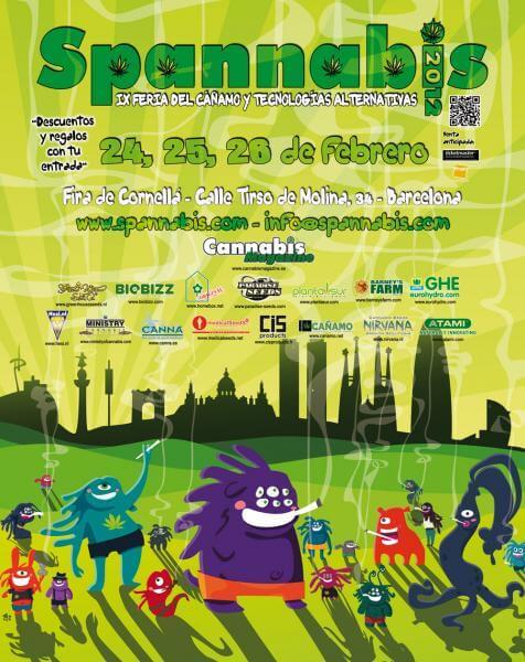 Spannabis 2012