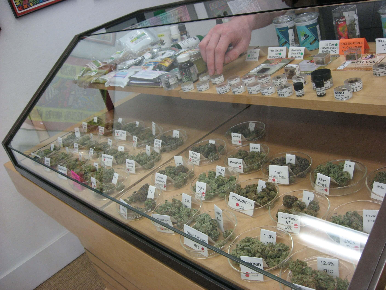 La marihuana medicinal