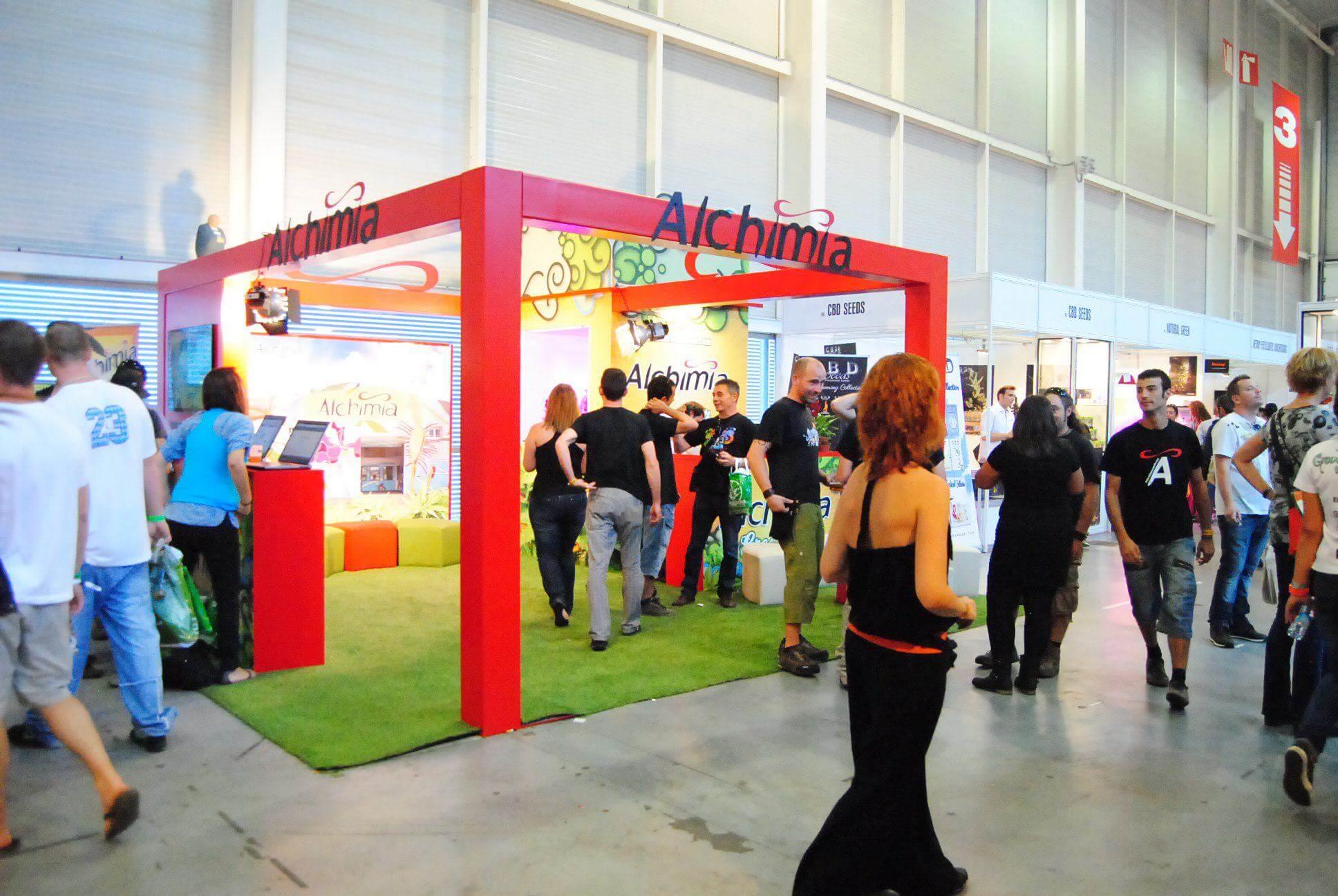 ExpoGrow, la primera feria cannábica Vasco-Francesa