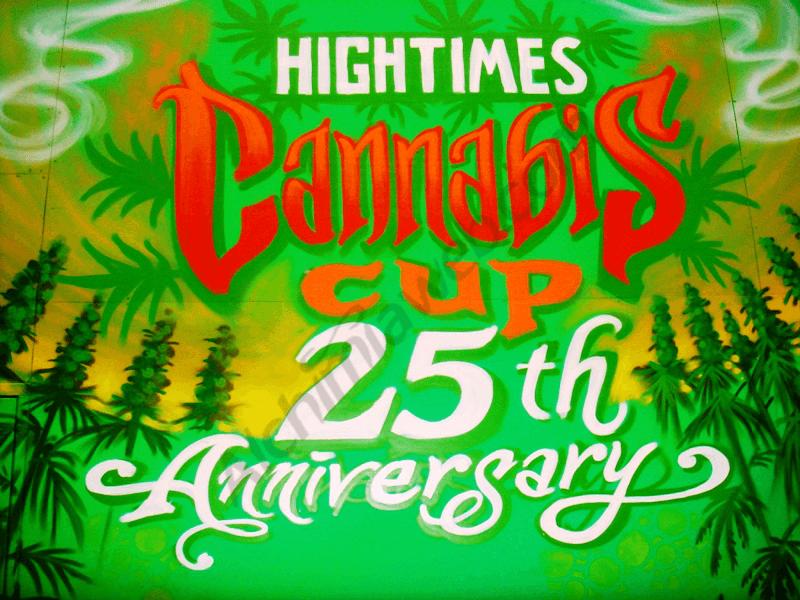 High Times Cannabis Cup 2012