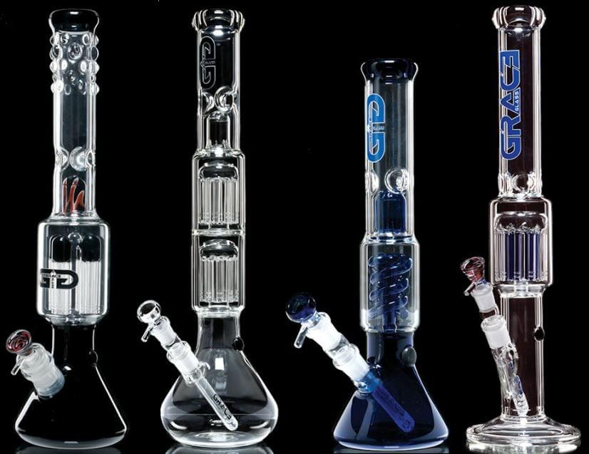 Grace Glass Bongs