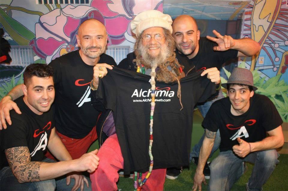 Equipo Alchimia con Soma de Soma Sacred Seeds