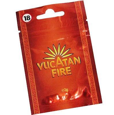 Yucatan Fire