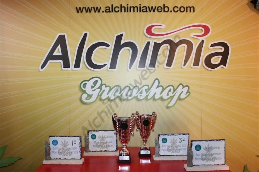 Premios Growmed