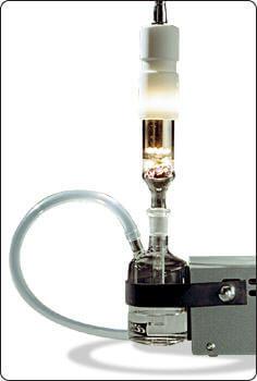 Bubbler y tubo de silicona