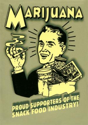 La marihuana y el apetito