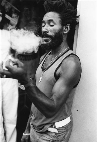 Lee Scratch Perry durante su juventud