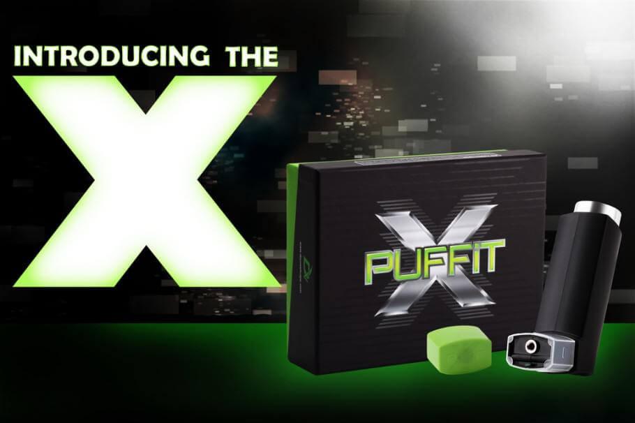 El nuevo PuffIt X