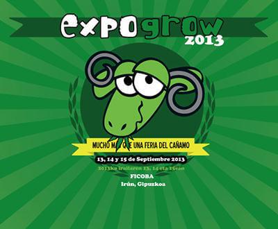 Feria cannabica EXPOGROW 2013