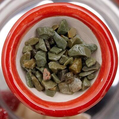 Piedras aromáticas Shiazo