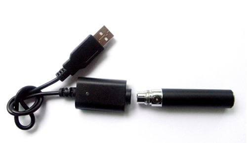 Cargando la batería del eCig eGo
