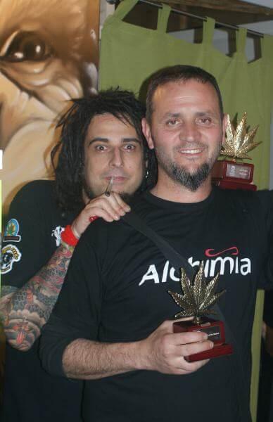 David y Jimmy