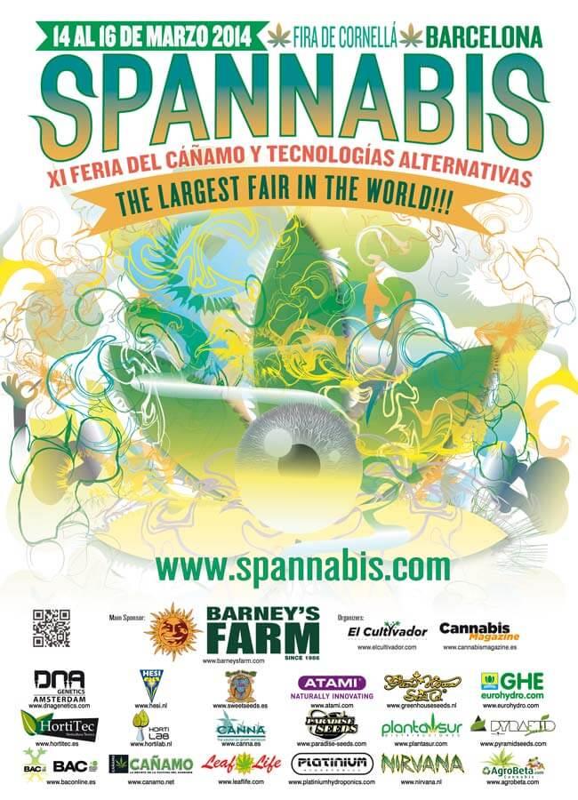 Spannabis en Barcelona