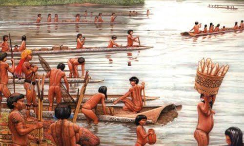 Tribu Guaraní