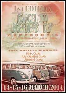 Barcelona's Breeders Cup