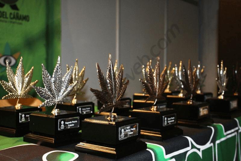 Premios Spannabis Cup 2014
