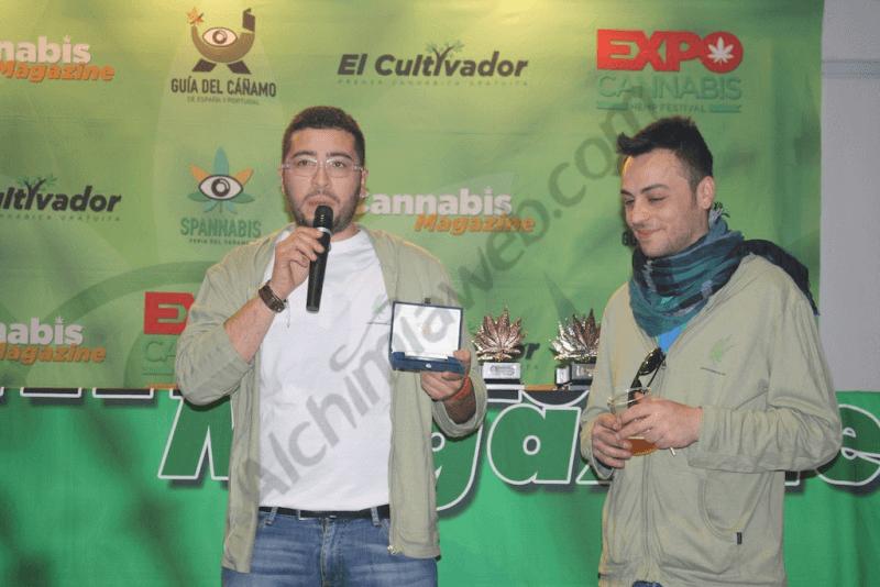 Premios Spannabis