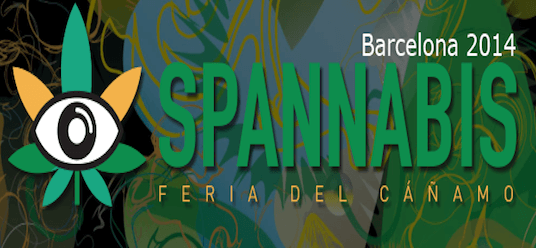 Feria de la marihuana Spannabis 2014