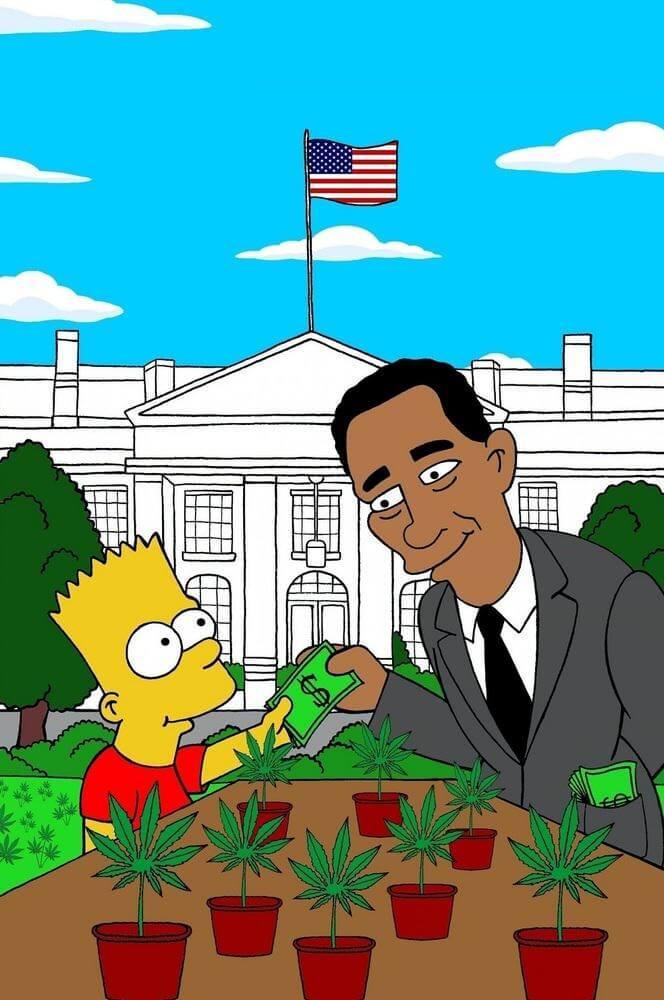 bard con el presidente