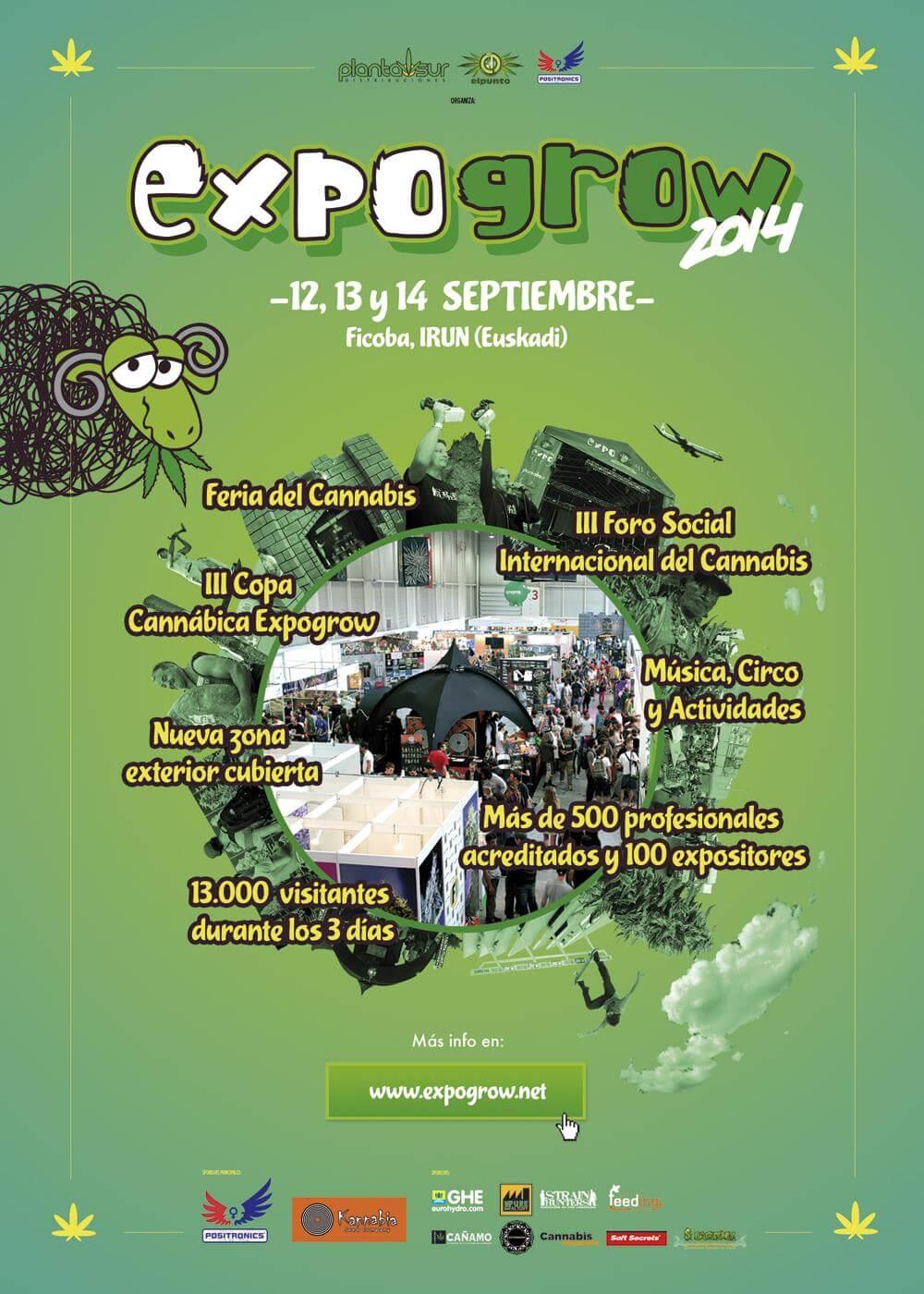 Expogrow Irún 2014