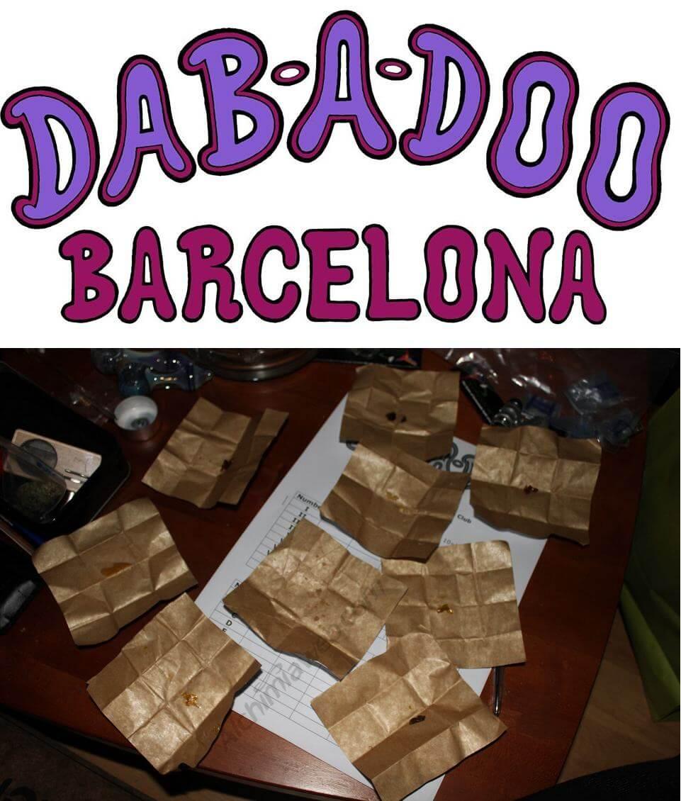 Dab-a-Doo Barcelona 2015