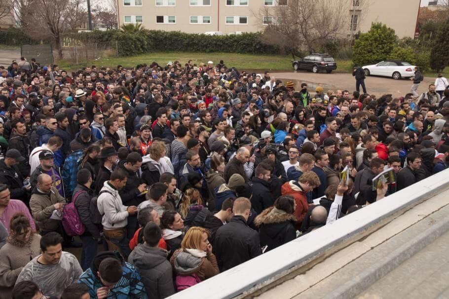 40.000 personas asistieron a la feria