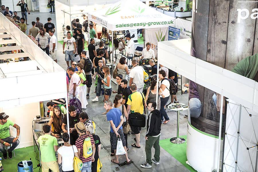 Feria cannabis irún