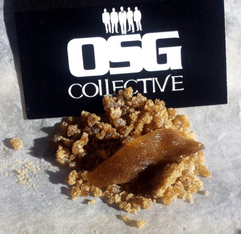 Sour Fire Lost de OSG Collective