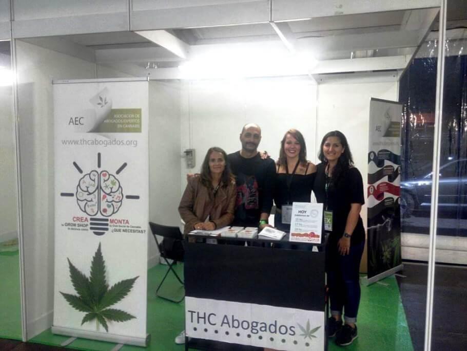 THC Abogados en Exprogrow
