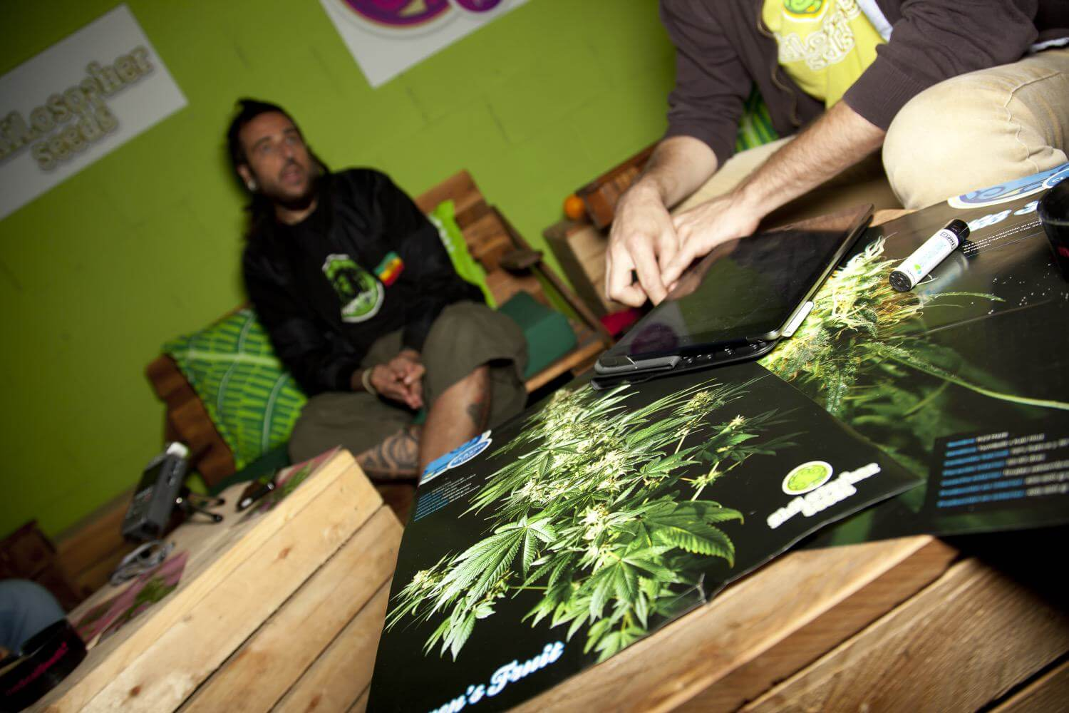 Entrevista Jimmy Reggae Seeds