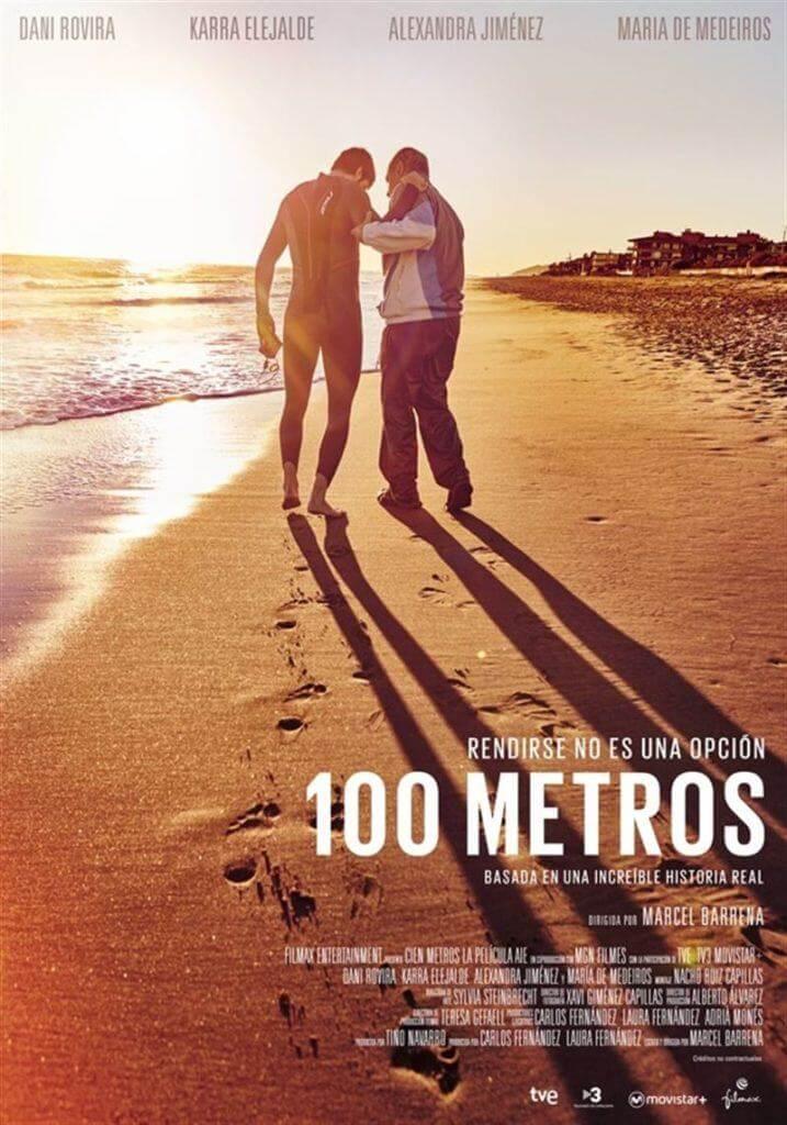 100 metros, la película