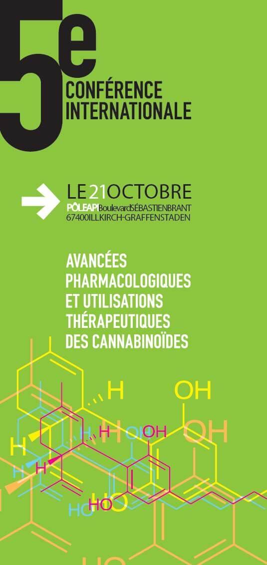 Quinta conferencia Internacional sobre el uso de los cannabinoides en Medicina
