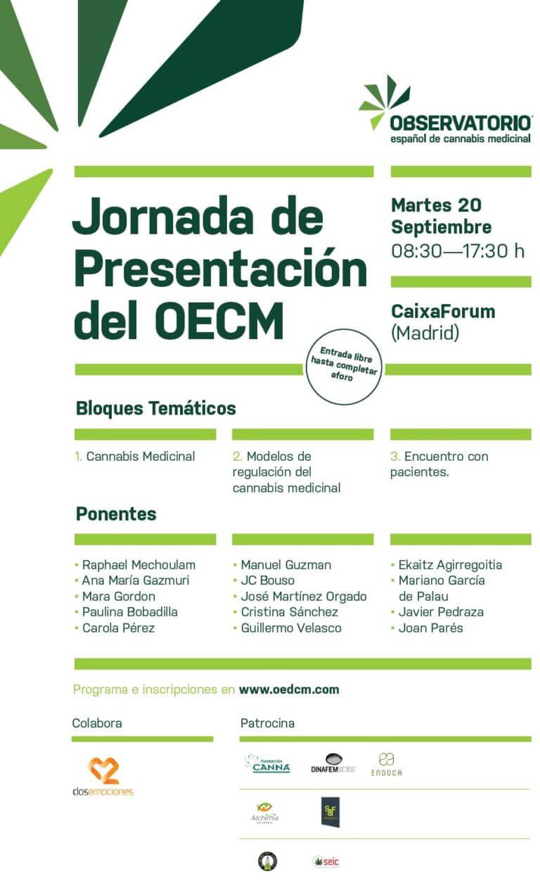 Jornada de conferencias OECM
