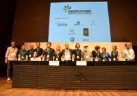 Conferencistas de este maravilloso día (fuente: OECM)