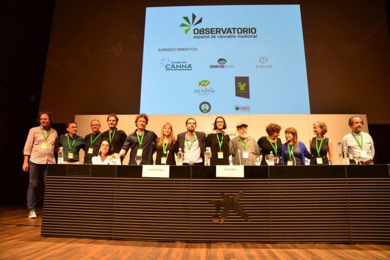 Jornada de presentación del Observatorio Español de Cannabis Medicinal en Madrid