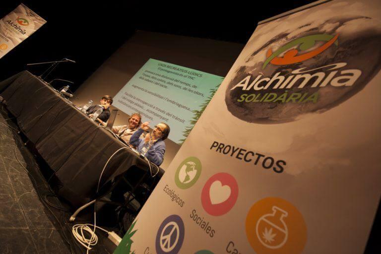 José Carlos Bouso y el Dr. Joan Pares son dos expertos del cannabis terapéutico